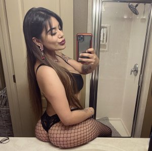 Lyse-marie incall escort in Waukee Iowa and casual sex